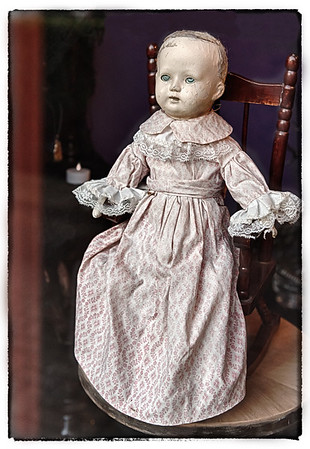 Slightly Creepy Doll