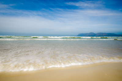 Muizenberg Shore Break