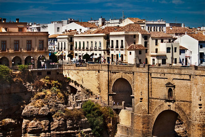 Ronda, Puente Nuevo, August 2009