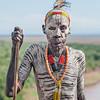 Elder Dassanech man