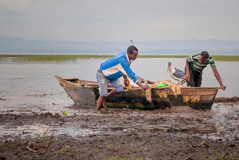 Awasa - Fish Market