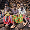 Konso Tribe Children