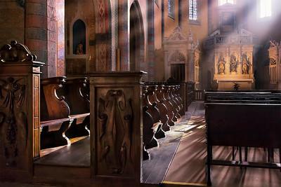 Moissac Abbey, St. Pierre church