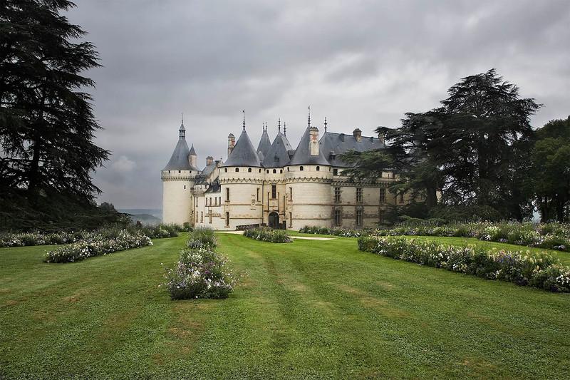 Chaumont-sur-loire Castle, July 2011