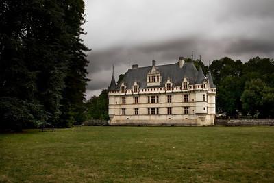 Castle of Azay le Rideau, July 2011