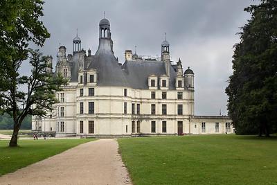 Chambord, July 2011