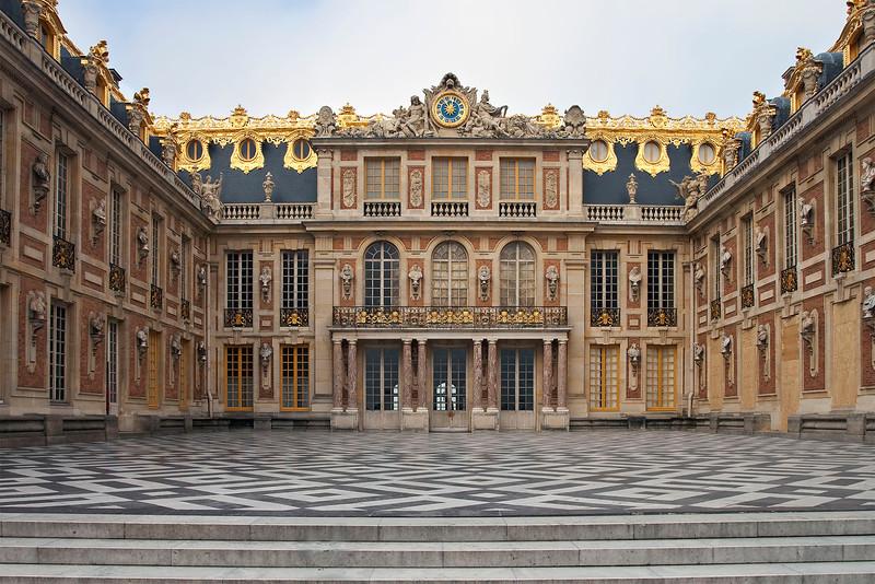 Palace of Versailles, November 2011