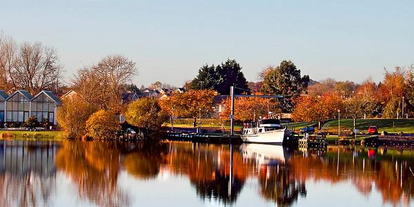 Ballyronan, Lough Neagh, November 2010