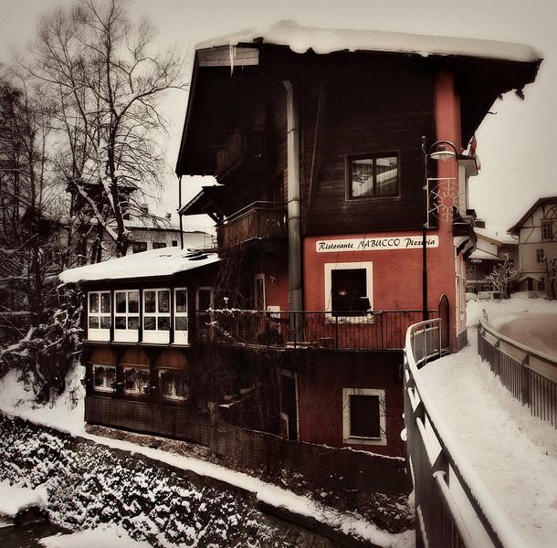 Kirchberg, Austria, December 2010