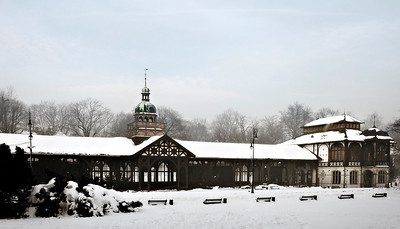 Szczawno Zdroj, Poland, December 2010