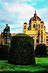 Vienna, Kunsthistorisches Museum (Museum of Art History), September 2009