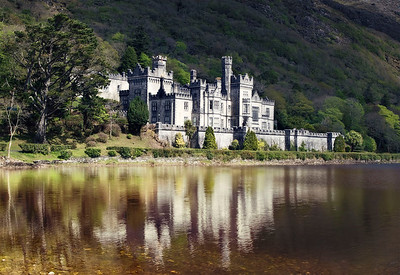 Kylemore Abbey, April 2011