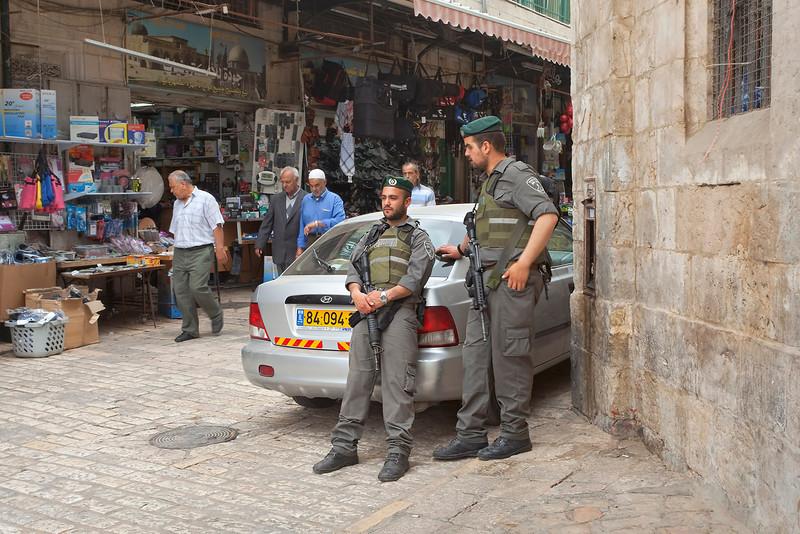 Jerusalem, May 2012