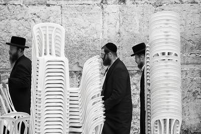 Jerusalem, Western Wall, May 2012