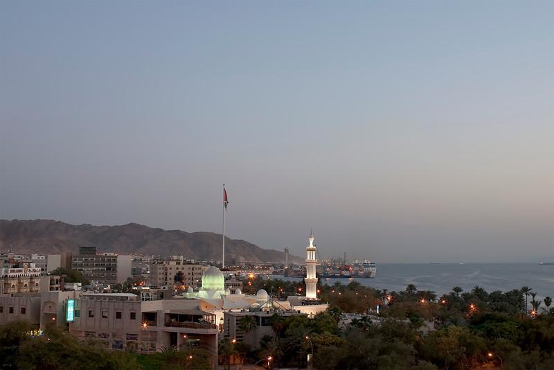 Aqaba, May 2012