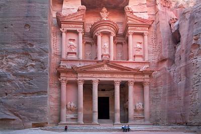 Petra, Al Khazneh (The Treasury), May 2012