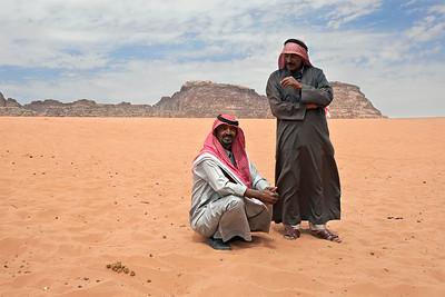 Wadi Rum, May 2012