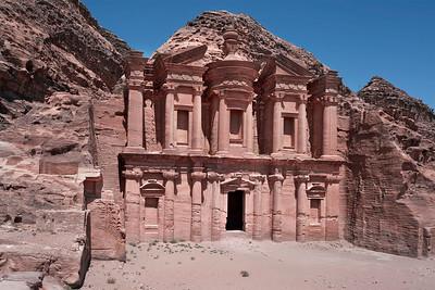 Petra, Al-Deir, May 2012