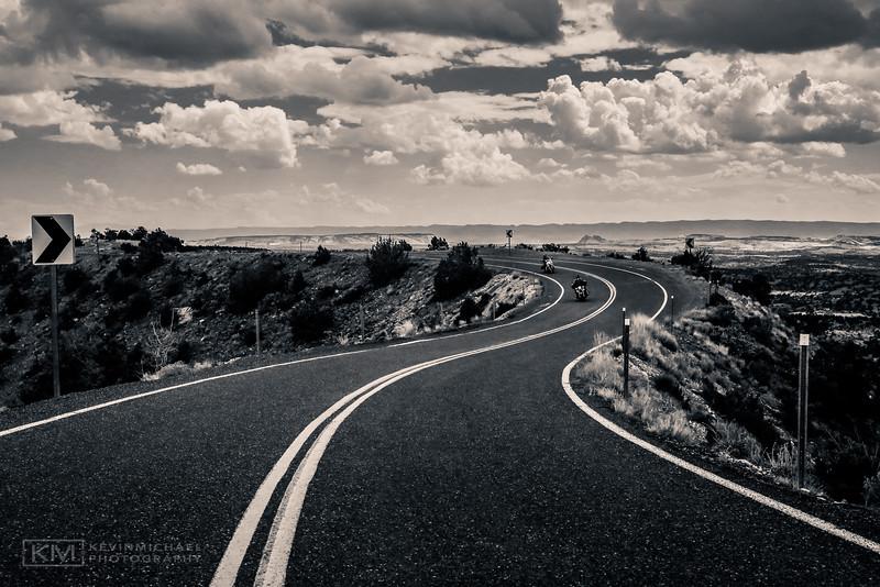 Ride on Utah Scenic Byway 12