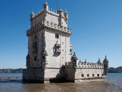 Lisbon, Belém Tower (Torre de Belem), September 2011