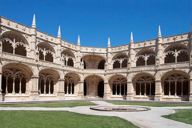 Lisbon, Jerónimos Monastery, September 2011