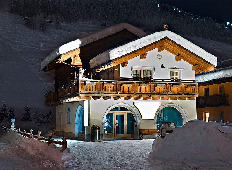 Livigno, January 2010