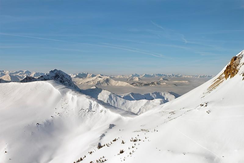 Fieberbrunn, Austria, February 2012