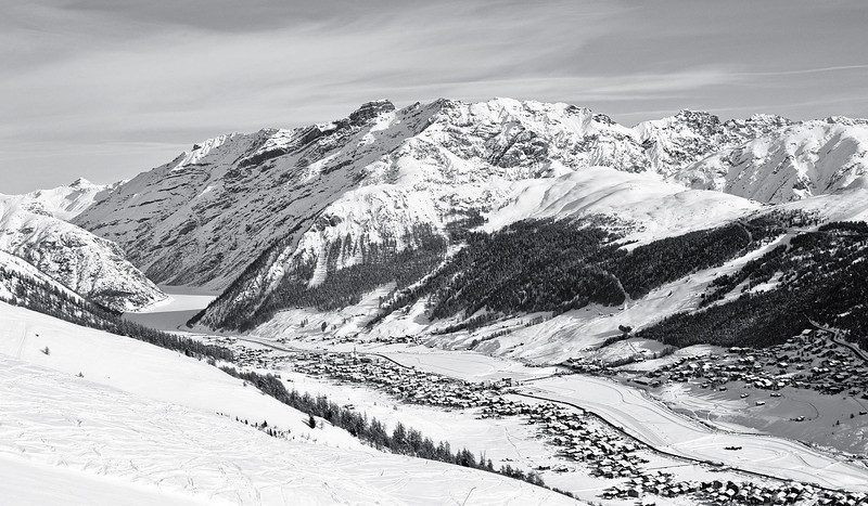 Livigno, January 2010