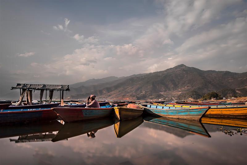 Pokhara, November 2012