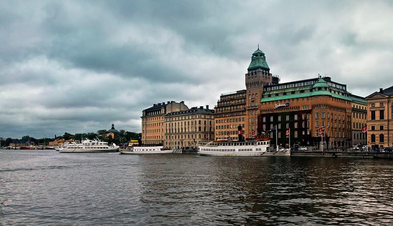 Stockholm, Radisson Hotel, September 2010