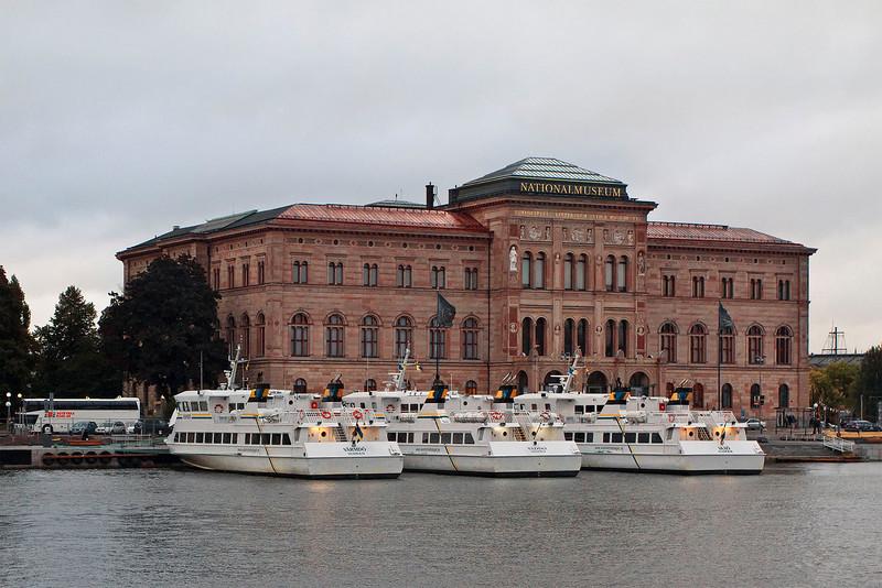 Stockholm, National Museum, September 2010