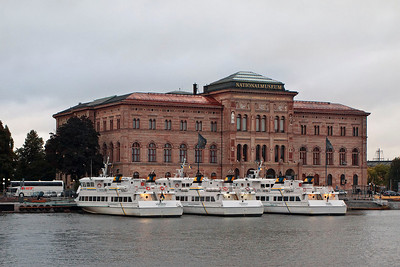 Stockholm, National Museum, September 2010