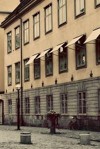 Stockholm, Gamla Stan (Old town), September 2010