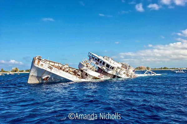 Sinking the USS Kittiwake