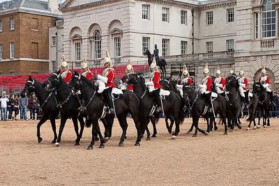 London, Horse Guards Parade, May 2010