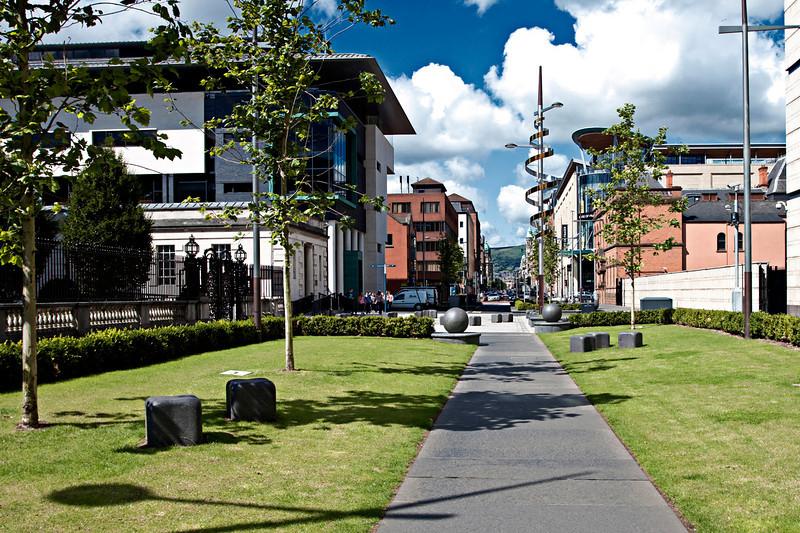 Belfast July 2009
