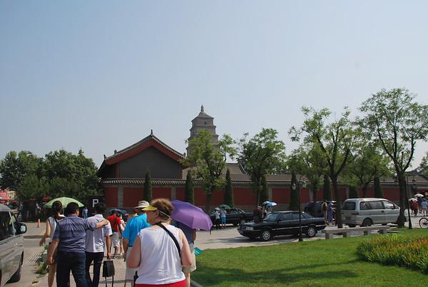Day 13 Jun 22 Big Wild Goose Pagoda