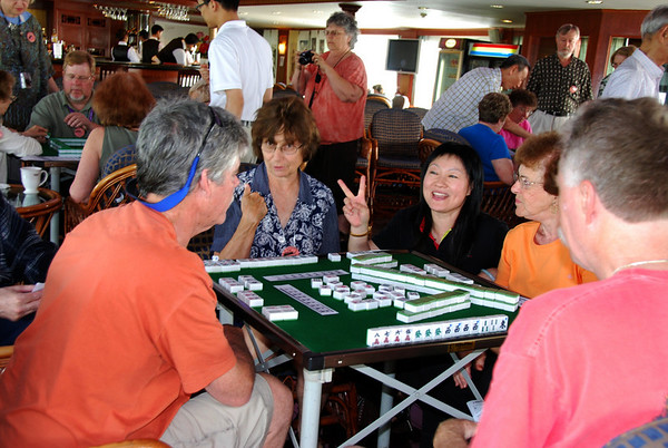 Day 8 Jun 17 Mahjong Lessons