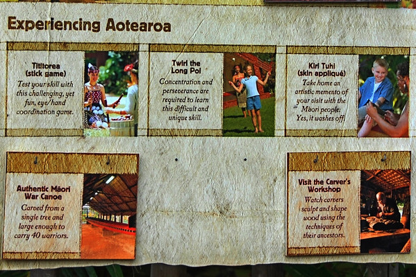 Polynesian Cultural Center - Aotearoa (New Zealand)