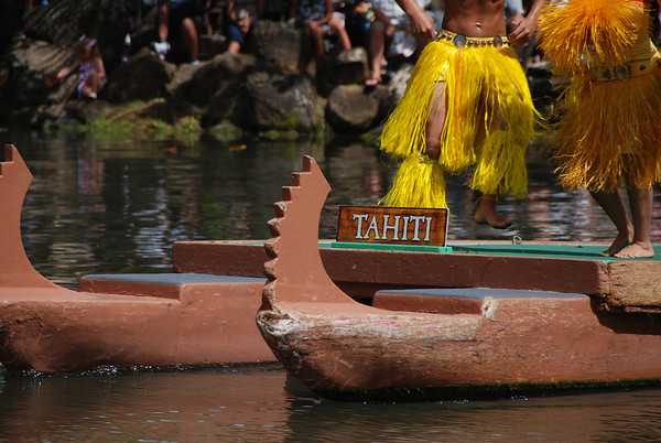 Polynesian Cultural Center - Tahiti
