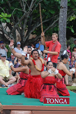 Polynesian Cultural Center - Tonga