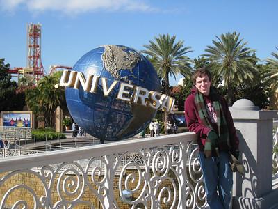 Miscellaneous Universal Studios