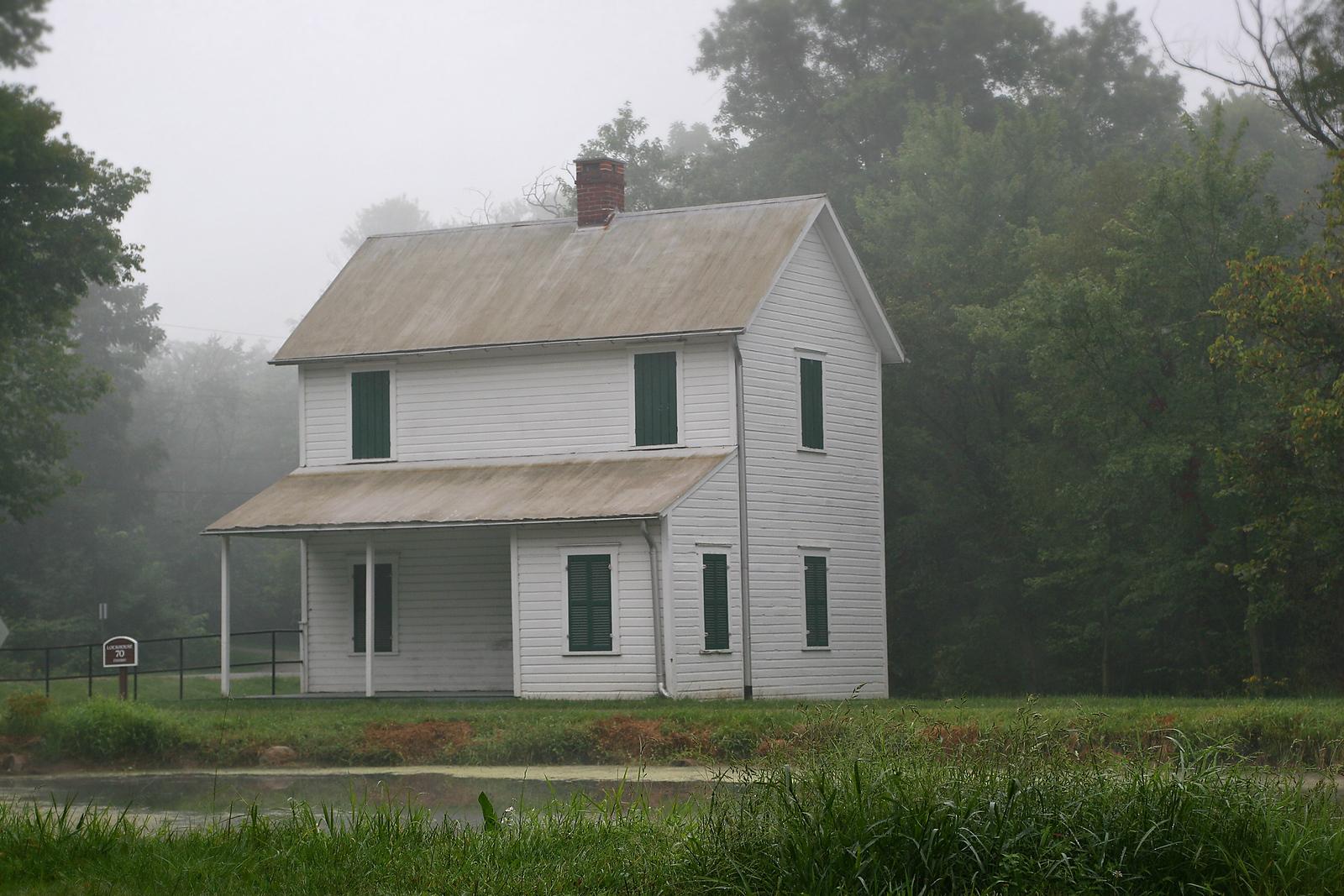 Lock House #70 in Oldtown Maryland.