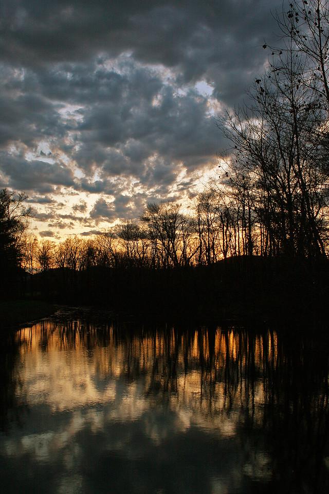 North Branch Sunset