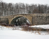 Winter time at Casselman Bridge