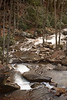 View from the top of Cucumber Falls - 4-5-09