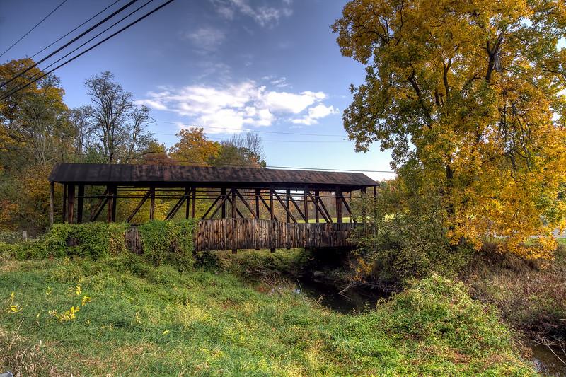 Cuppett's Covered Bridge