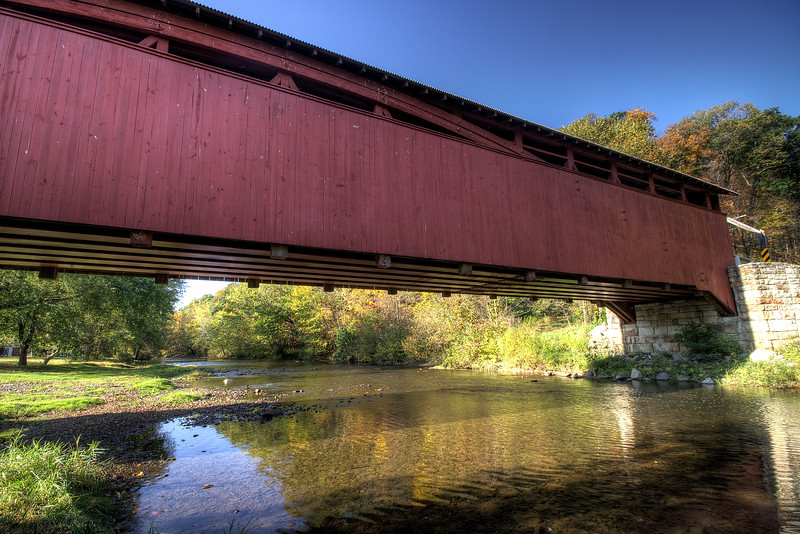 Herline Covered Bridge