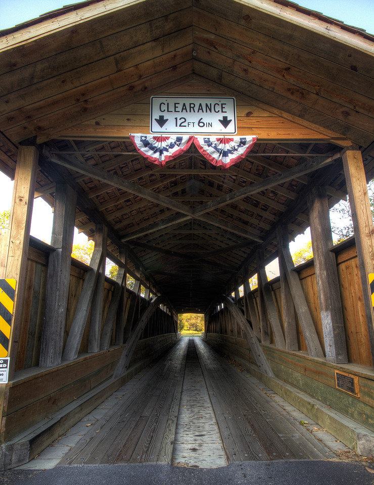 Claycomb Covered Bridge
