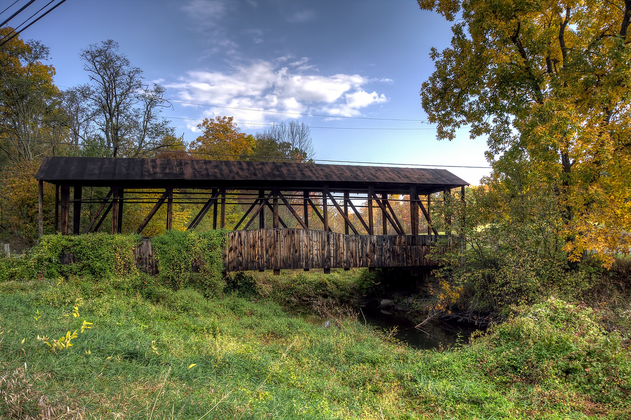 Cuppett's Covered Bridge